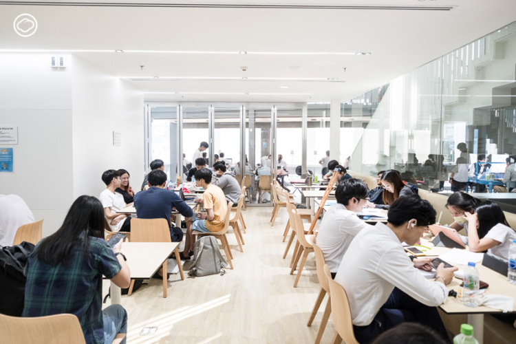Samyan CO-OP ห้องสมุดเข้าฟรี 24 ชม. แห่งใหม่ที่จะเป็นได้ทั้งคาเฟ่และที่นั่งทำงาน
