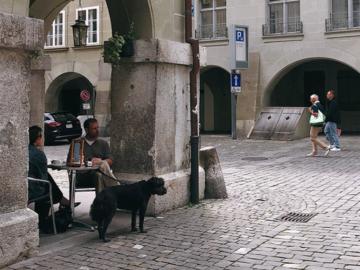 เซ็ตภาพถ่ายน้องหมาหลากหลายสายพันธุ์กับเจ้าของคู่ใจในสวิตเซอร์แลนด์ แดนแห่งสุนัข