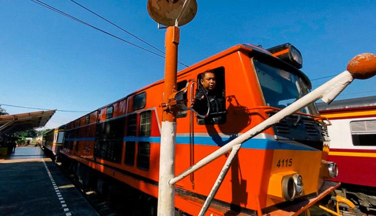 ห่วงทางสะดวก ห่วงสัญญาณตามสถานีรถไฟแบบคลาสสิกที่ยังเหลือในยุคการรถไฟฯ โฉมใหม่ รถไฟไทย