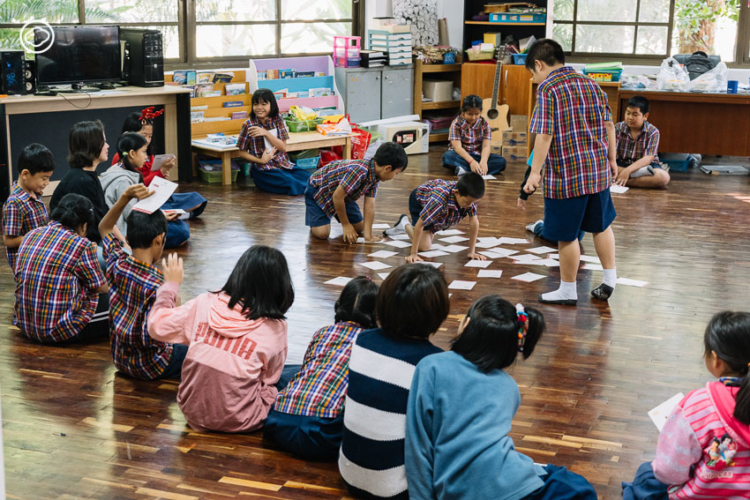 ลำปลายมาศพัฒนา โรงเรียนทางเลือกที่สอนให้เด็กฉลาดผ่านความเข้าใจโลกทั้งภายนอกและภายในตัวเอง