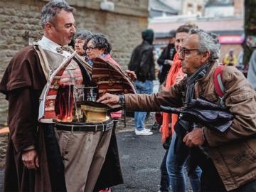 9 วันกับบทบาทอาสาสมัครในเทศกาลละครหุ่นโลก 2019 ที่ฝรั่งเศส