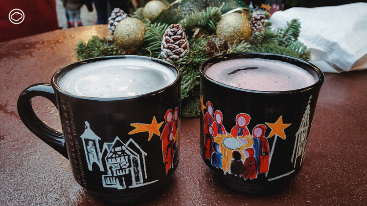Weihnachtsmarkt ตลาดคริสต์มาสที่ละลายความเย็นชาของฤดูหนาวเยอรมัน