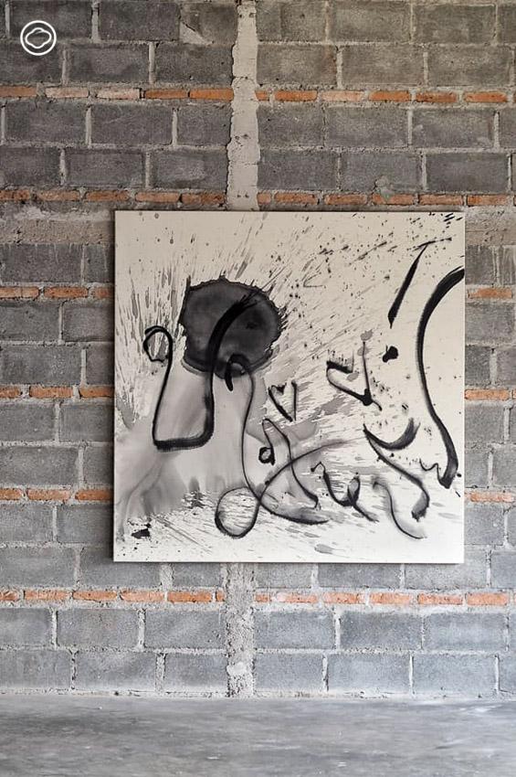 ศิลปะเพื่อลมหายใจ : โครงการศิลปะของคามินและเพื่อน เพื่ออากาศที่ดีของเชียงใหม่และโลก