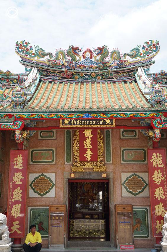 วัดเล่งเน่ยยี่ วัดจีนแห่งแรกของประเทศไทยและเป็นที่รู้จักที่สุดวัดหนึ่งในกรุงเทพมหานคร