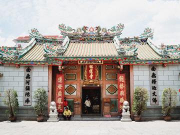 วัดเล่งเน่ยยี่ วัดมังกร วัดจีนแห่งแรกของประเทศไทยและเป็นที่รู้จักที่สุดวัดหนึ่งในกรุงเทพมหานคร