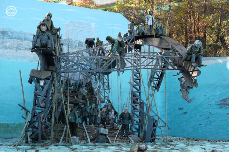 Geoje POW Camp เรื่องเล่าจากค่ายกักกันเชลยสงครามที่เกาะคอเจ เกาหลีใต้