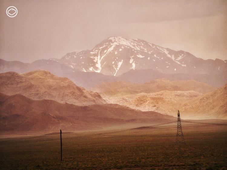 ฝ่าพายุทะเลทรายไปเรียนรู้เทคโนโลยีพันปีที่ทำให้ชาวอิหร่านอยู่เย็นได้กลางทะเลทราย