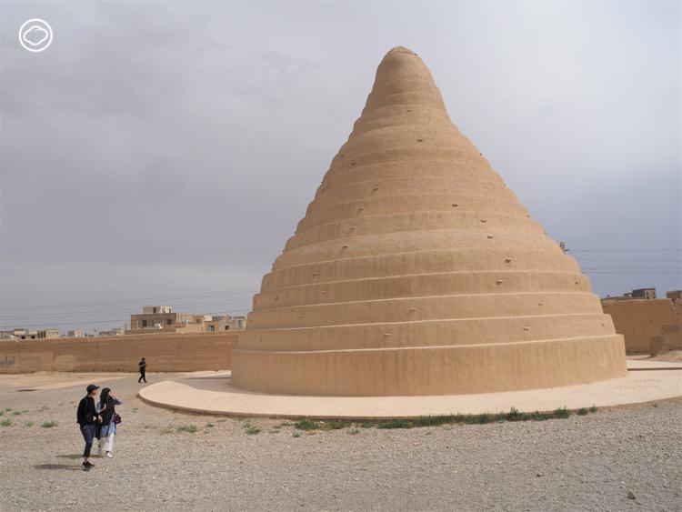 ฝ่าพายุทะเลทรายไปเรียนรู้เทคโนโลยีพันปีที่ทำให้ชาว อิหร่าน อยู่เย็นได้กลางทะเลทราย