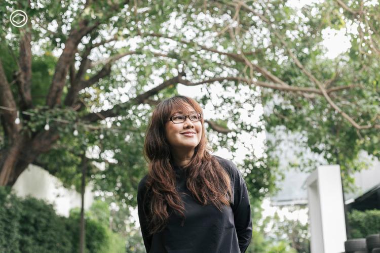 เจี๊ยบ วรรธนา นักร้อง นักแต่งเพลง เธอเห็นท้องฟ้านั่นไหม ในวันที่กลายเป็นนักเขียนบทละครมาแรง