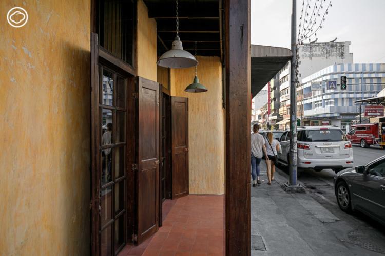 กิติพานิช ตึกอายุ 132 ปีริมถนนท่าแพที่ถูกปลุกชีพมานำเสนออาหารล้านนาเคล้าประวัติศาสตร์