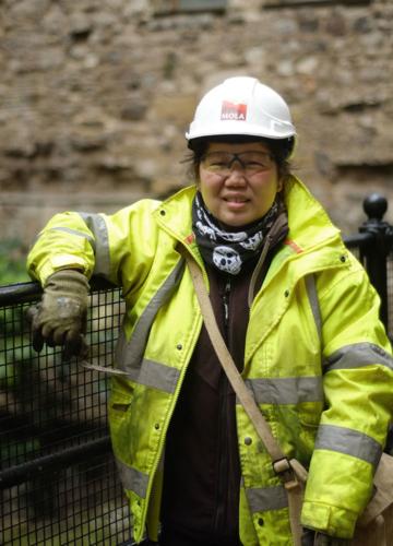 ศศธร เจริญพันธ์ สาวเหนือจากเชียงใหม่ สู่นักโบราณคดีภาคสนามคนไทยหนึ่งเดียวในลอนดอน