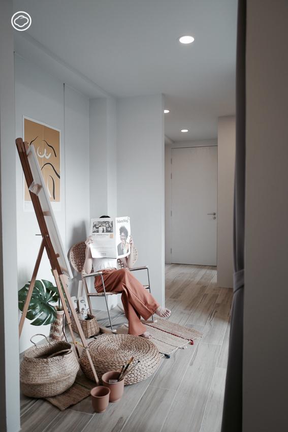 นิรันดร์ อพาร์ตเมนต์ หอพักนักศึกษาที่มีพื้นที่ศิลปะขนาดใหญ่ และความท้าทาย ที่อยากเปลี่ยนนครปฐมเมืองชิค