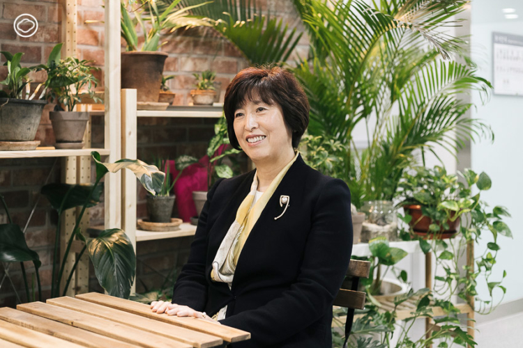 Choi Hyun-sil, Director of the Parks Development Division