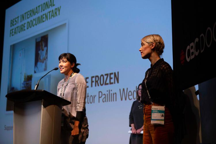 การเดินทางของผู้กำกับ ไพลิน วีเด็ล และ Hope Frozen สารคดีไทยที่ติดลิสต์ออสการ์