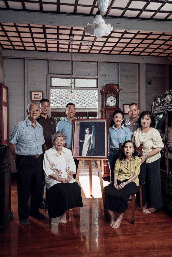 Bangkok Design Week 2020, Portrait of Charoenkrung