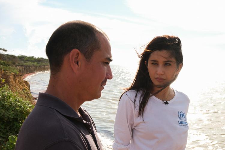 เมื่อ ปู-ไปรยา ลุนด์เบิร์ก ออกเดินทางไปเวเนซุเอลาเพื่อเปลี่ยนเรื่องราวชีวิตผู้ลี้ภัยให้เป็นหนังสารคดี