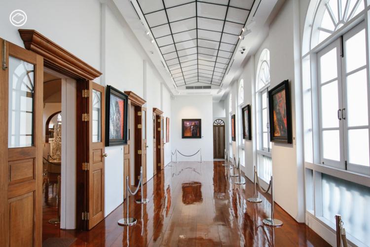 12 การเปลี่ยนแปลงพื้นที่ที่น่าจับตามองใน พระนคร หอศิลป์ ณ บ้านเจ้าพระยา