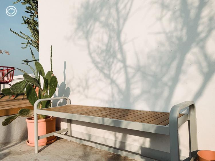 8 วิธีจัดสวนดาดฟ้า เนรมิตพื้นที่แสนร้อนให้เป็นที่พักผ่อนแสนร่มเย็น