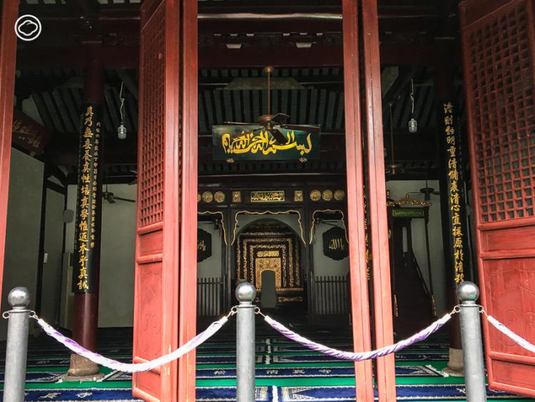 มัสยิดซงเจียง มัสยิดทรงจีนโบราณหนึ่งเดียวแห่งมหานครเซี่ยงไฮ้ที่ใช้เวลาสร้างถึง 2 ราชวงศ์