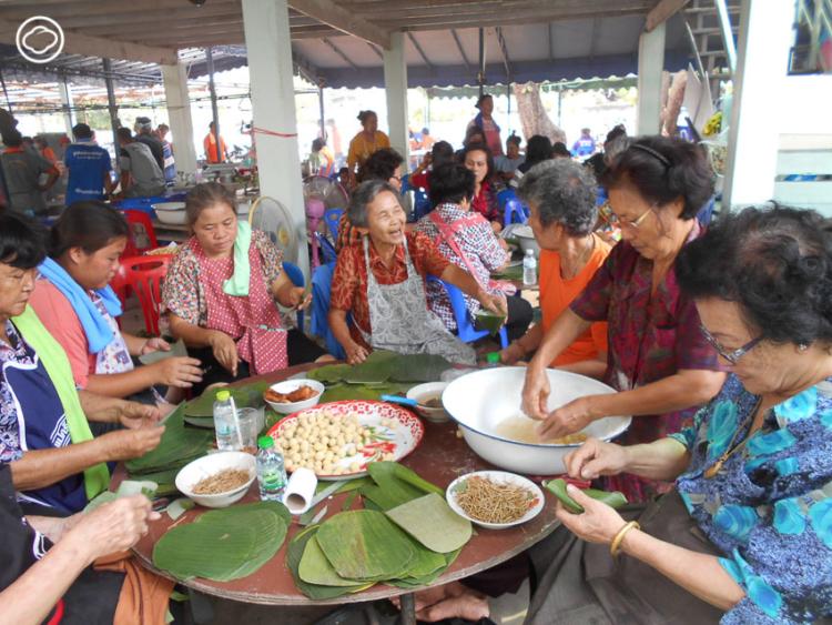 เที่ยวเมืองชล ยลงานวัดตาลล้อม ชิมกะละแม ขนมหัวใจของงานวัดที่มีแค่วันขึ้น 9 ค่ำ เดือน 3 เท่านั้น