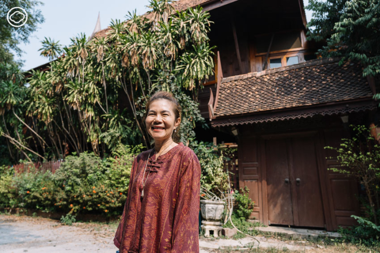 ทายาทรุ่นสอง ส.รวยเจริญ นักปรุงเรือนไทยมือหนึ่งผู้ไม่เคยเรียนเขียนแบบ