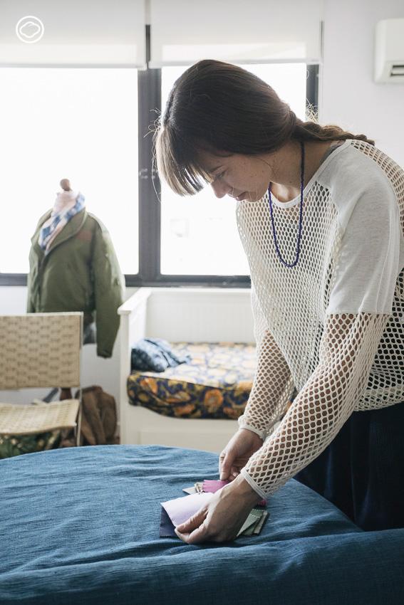 Lauren Yates W'menswear เสื้อผ้าสไตล์ผู้ชายสำหรับผู้หญิงที่นำประวัติศาสตร์มาเป็นคอนเซปต์ในแต่ละคอลเลกชัน