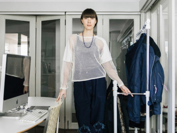 W'menswear เสื้อผ้าสไตล์ผู้ชายสำหรับผู้หญิงที่นำประวัติศาสตร์มาเป็นคอนเซปต์ในแต่ละคอลเลกชัน
