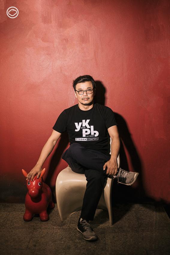 วิธีอยู่รอดของศิลปินโดย โป้ Yokee Playboy กับคอนเสิร์ตใหญ่ครั้งแรกในรอบ 24 ปี