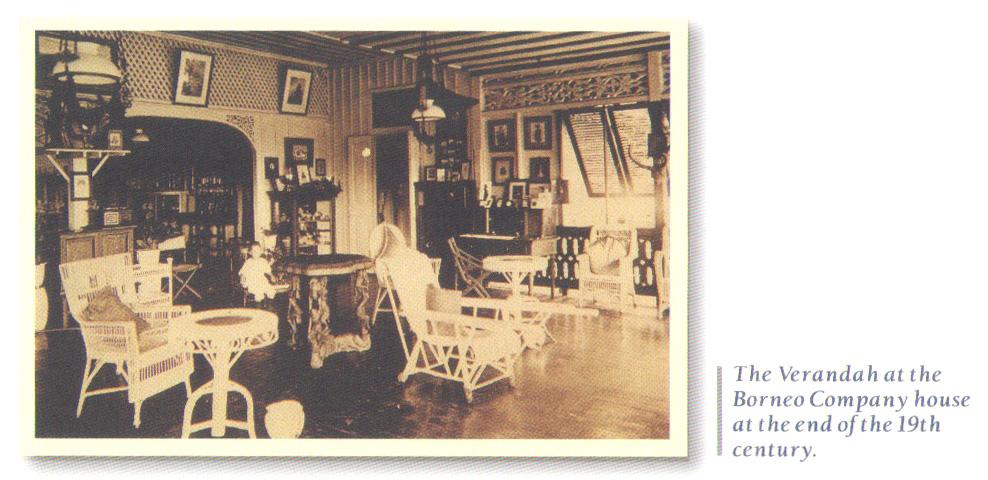137 Pillars House, บ้านบอร์เนียว, โคโลเนียล, ล้านนา