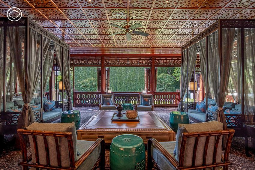 137 Pillars House โรงแรมหรูที่สร้างจากบ้านบอร์เนียว อดีตที่ทำการสัมปทานไม้แห่งแรกของสยาม