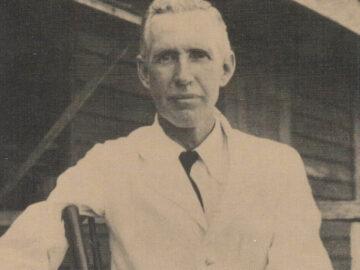 Arthur Kerr คุณหมอชาวไอริชผู้เป็นเจ้ากรมเพาะปลูก พระยาแรกนา และบิดาแห่งพฤกษศาสตร์ไทย