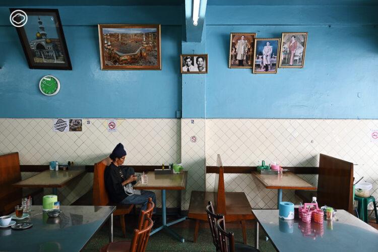 12 ร้านเก่าแก่น่าช้อปปิ้งบนถนนเจริญกรุง ถนนแบบตะวันตกเส้นแรกของบางกอก, ร้านอาหารมุสลิม