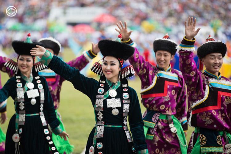 นั่ง รถไฟสายทรานส์ไซบีเรีย ไปเทศกาลนาดัม เทศกาลแข่งกีฬาดึกดำบรรพ์ของชนเผ่านักรบมองโกล