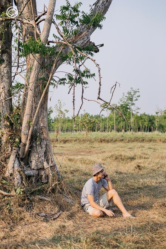 น้ำ รพีภัทร เอกพันธ์กุล ในวัย 35 กับ 'รพีภัทรฟาร์ม' บ้านทุ่งพร้อมชีวิตเนิบช้าในฝันที่ทำสำเร็จก่อนวัยเกษียณ