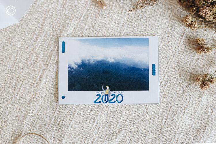 โปสการ์ดจากผู้อ่าน The Cloud เดือนกุมภาพันธ์ 2020