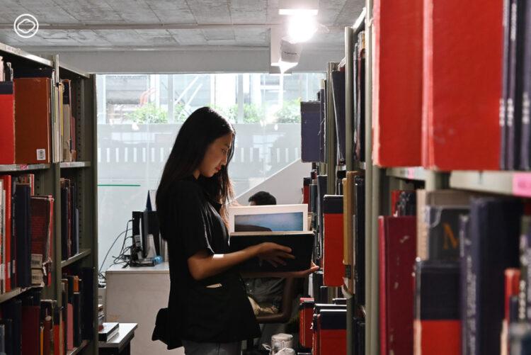 8 ห้องสมุด เฉพาะด้านและแหล่งรวมหนังสือหายากกลางเมืองเก่า