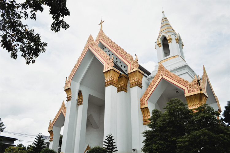 โบสถ์คริสต์ ทรงไทย ผลพวงจากการสร้างความเป็นไทยในยุคหลังสงคราม