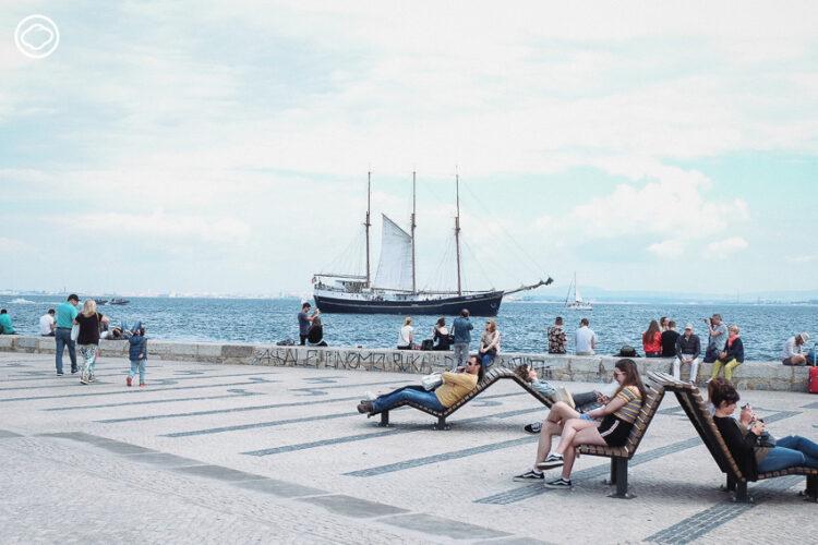 Belém ย่านริมน้ำที่เล่าประวัติศาสตร์การเดินเรือไปครองโลกของ โปรตุเกส