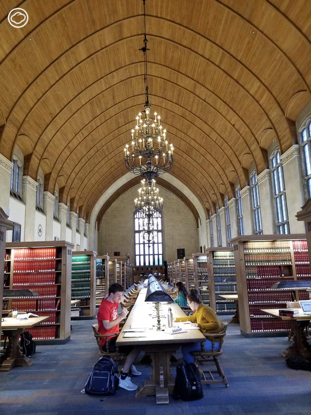 มาตรการดูแลนักศึกษาของมหา'ลัย Ivy League กลางวิกฤต COVID-19 ในอเมริกา