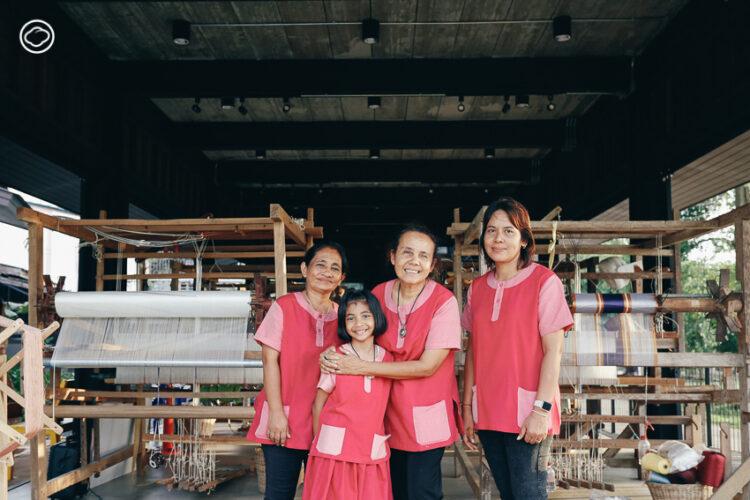 พิพิธภัณฑ์ผ้าทอนาหมื่นศรี มิวเซียมเล่าประวัติศาสตร์ 200 ปีของแหล่งทอผ้าที่ใหญ่ที่สุด
