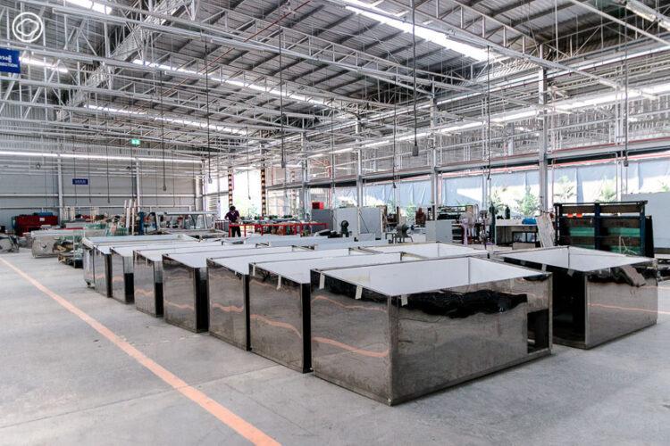ทายาทรุ่นสอง Patana Intercool ผู้ต่อยอดตู้แช่เก๊กฮวยสู่ธุรกิจบริการออกแบบตู้แช่ไม่จำกัด