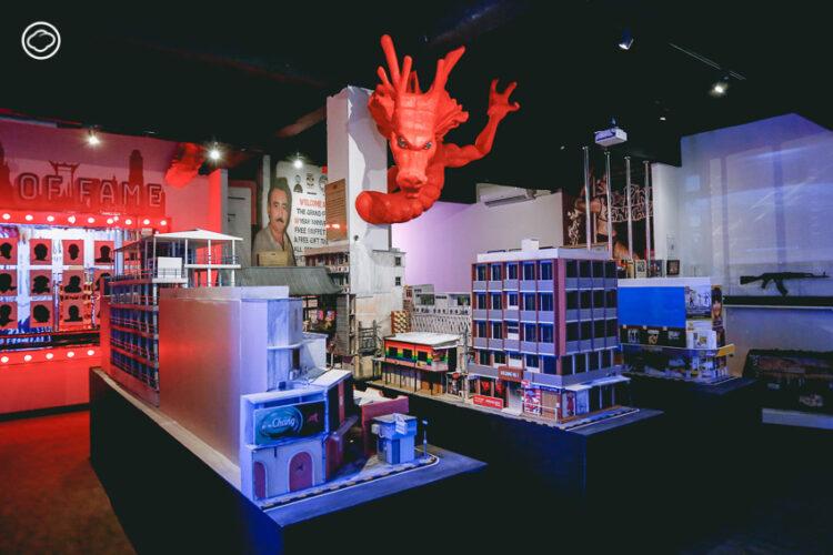 Patpong Museum มิวเซียมเล็กที่เล่าร่องรอยประวัติศาสตร์ย่านพัฒน์พงศ์ตั้งแต่ยุคแรกเริ่ม, พัฒน์พงศ์ มิวเซียม