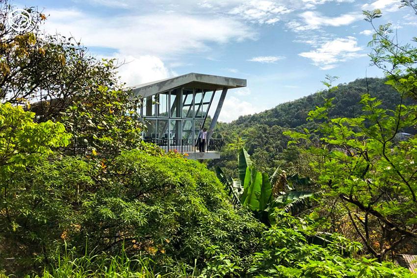 ปิล็อก คอมมูนิตี้สเปซ ภารกิจออกแบบศูนย์ชุมชนที่พัฒนาคนและผืนป่ากาญจนบุรีอย่างยั่งยืน