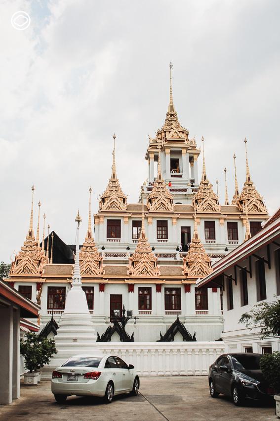 โลหะปราสาท อาคารพิเศษหลังเดียวในไทยและหลังที่ 3 ของโลกที่วัดราชนัดดารามวรวิหาร