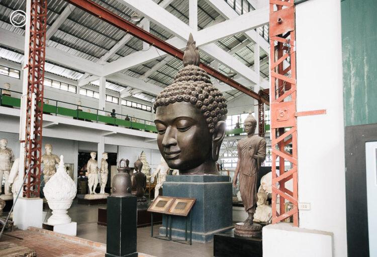 สมบัติแห่งชาติที่น่ารู้จักใน พิพิธภัณฑ์ 9 แห่งรอบเกาะรัตนโกสินทร์