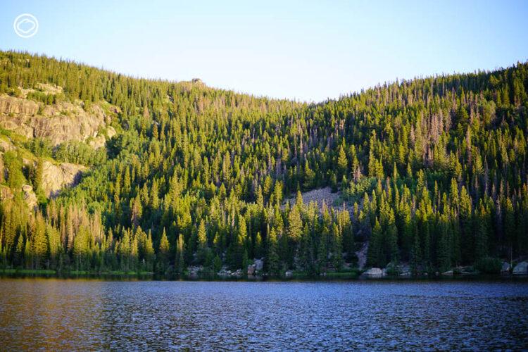 เดินป่าในอุทยาน เทือกเขาร็อกกี แกะรอยเส้นทางชนเผ่าพื้นเมืองโบราณและสัตว์ป่าในโคโลราโด