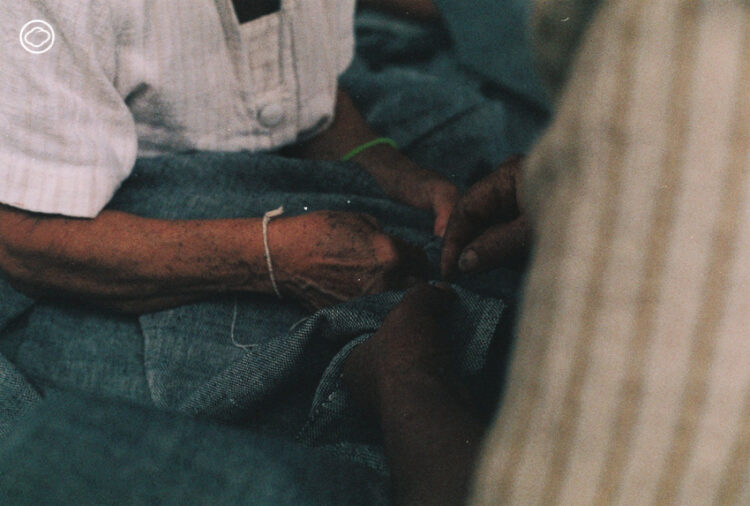 ทริปเรียนรู้ ผ้าฝ้ายออร์แกนิก ตั้งแต่ปลูก เก็บฝ้าย ย้อม จนทอเป็นผืนที่จังหวัดเลย