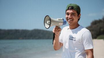 ลงใต้ไป 'กอดป่ากอดทะเล' ครั้งแรกที่เกาะจัม กระบี่ ฟังเรื่องเกี่ยวกับทะเลที่ อเล็กซ์ เรนเดลล์ อยากบอก