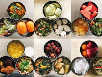 ปิ่นโตกับข้าวฝีมือแม่ เก็บความทรงจำผ่านรูปภาพมื้ออาหารจากใจแม่ถึงมือลูก