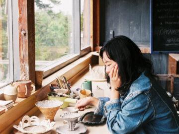 เมื่อ 2 ศิลปินเซรามิกไทยไปเป็น Artist in Residency ที่ รร. คราฟต์บนเกาะกลางทะเลสหรัฐฯ